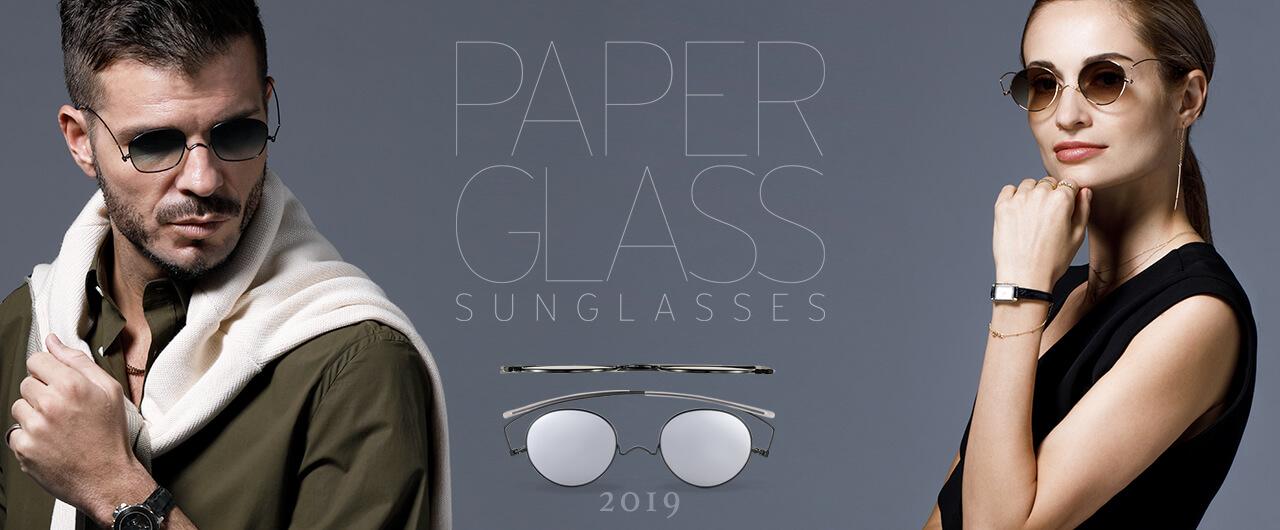 ペーパーグラス PGサングラス